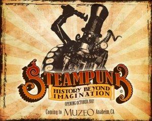 Steampunk HBI Logo