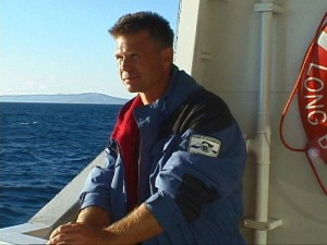 Captain Scott Cassell of the Undersea Voyager Project